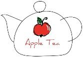 cute apple tea kettle