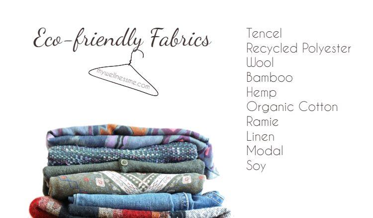 Eco-friendly fabrics list