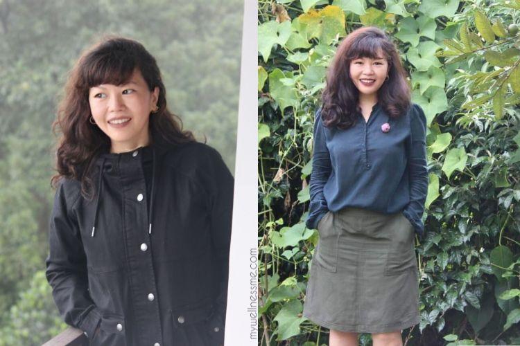 BAM Bamboo Clothing - Linen Skirt & Jacket